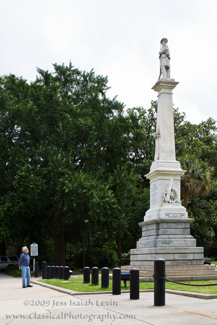 SC civil war memorial